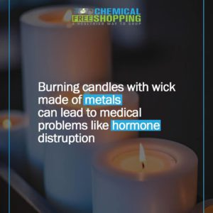 Candles With Cotton Wicks