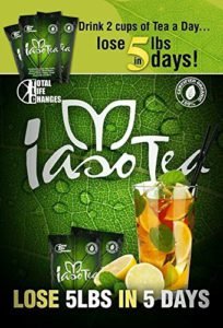 iaso tea product review picture