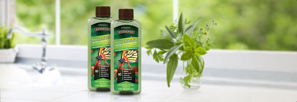 The best green all purpose cleaner Tough+and+Tender
