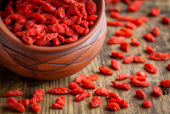 benefits of goji berry juice image